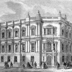 Metropolitan Body of Works headquarters. (Victorian London).